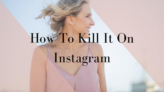 How To Kill It On Instagram With Britt Seva