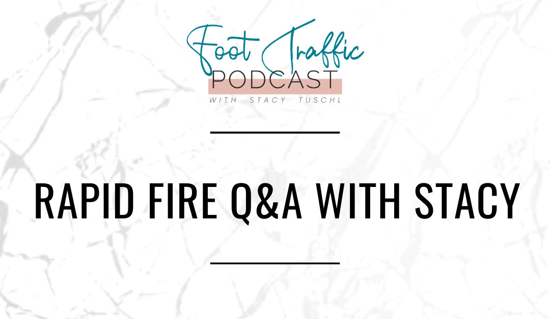 RAPID FIRE Q&A