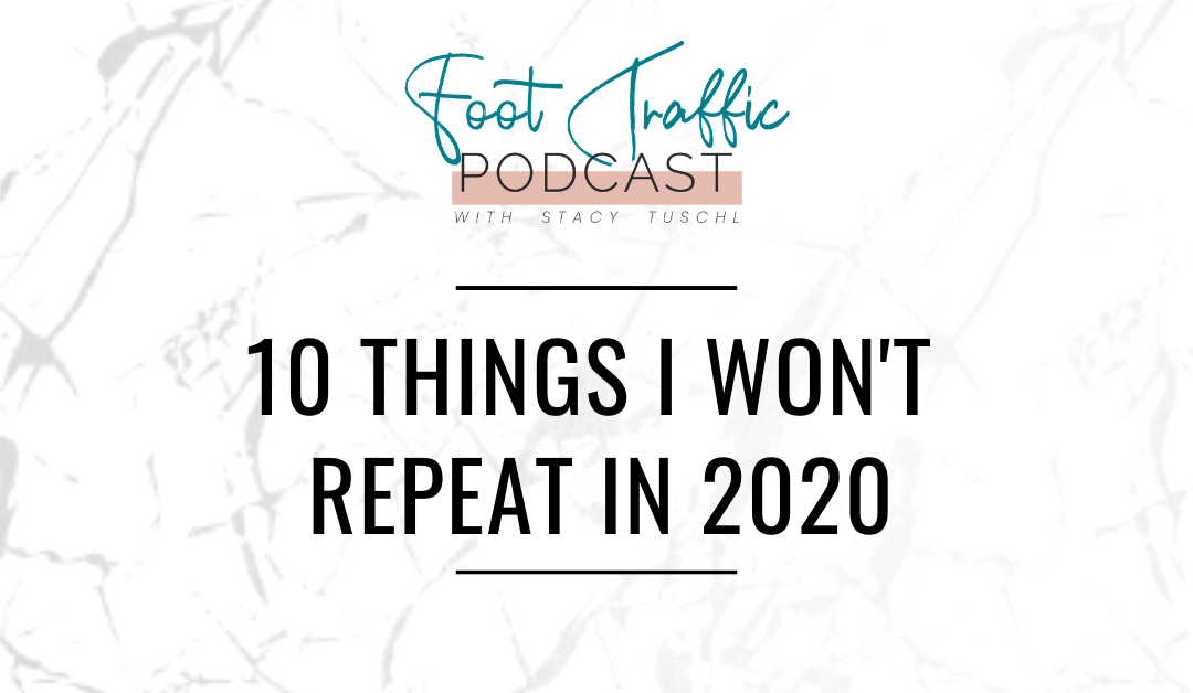 10 THINGS I WON