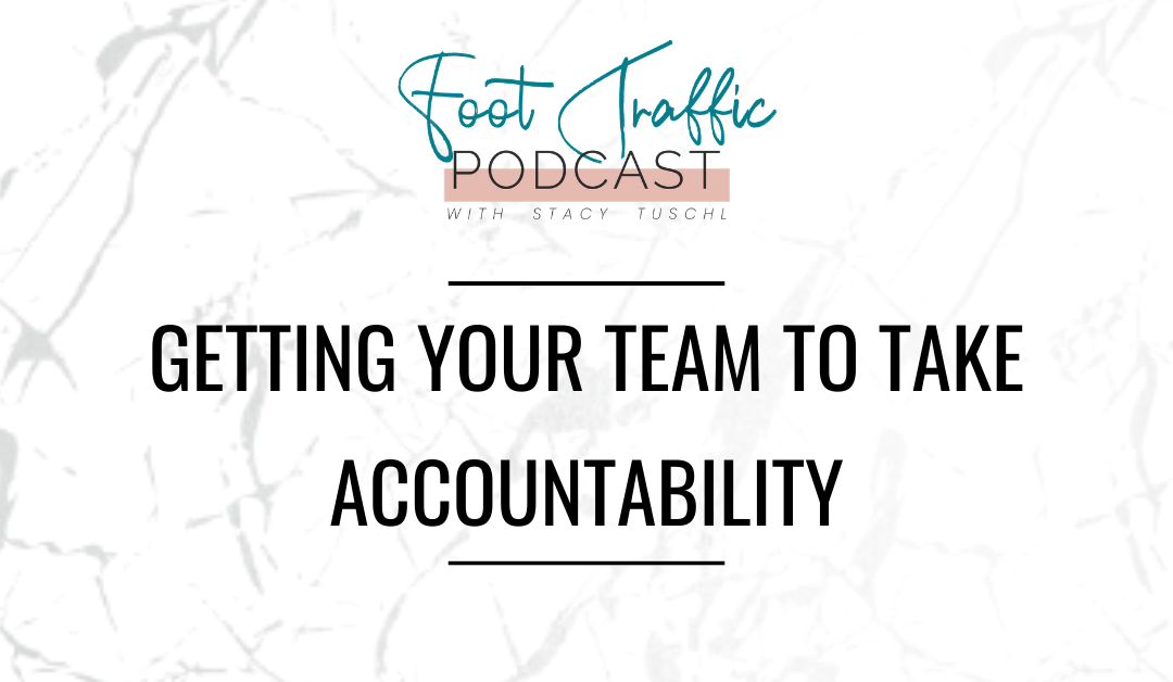 Getting Your Team To Take Accountability