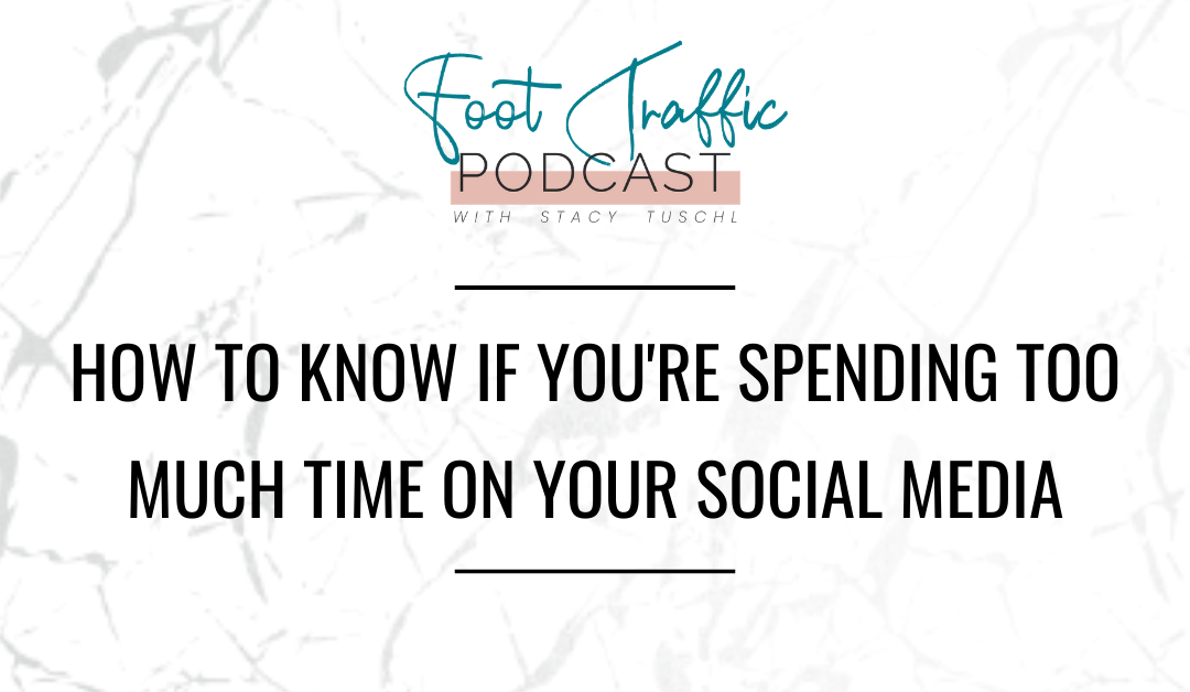 How To Know If You're Spending Too Much Time On Your Social Media