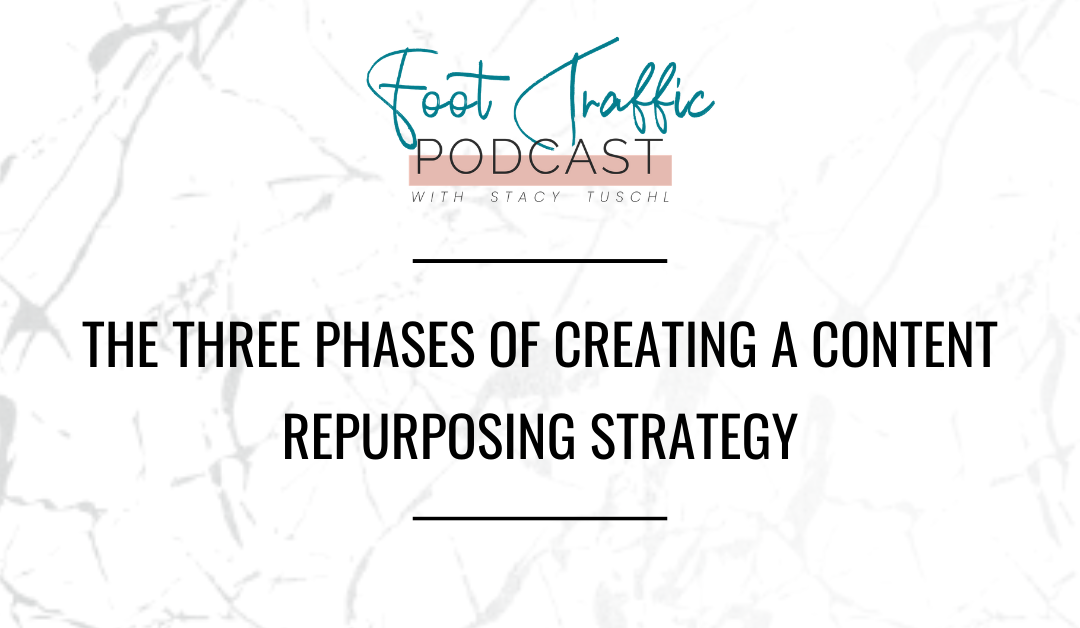 The Three Phases of Creating a Content Repurposing Strategy