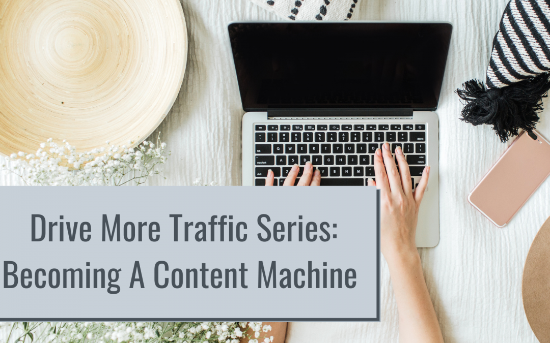 Drive More Traffic: Repurposing Strategies