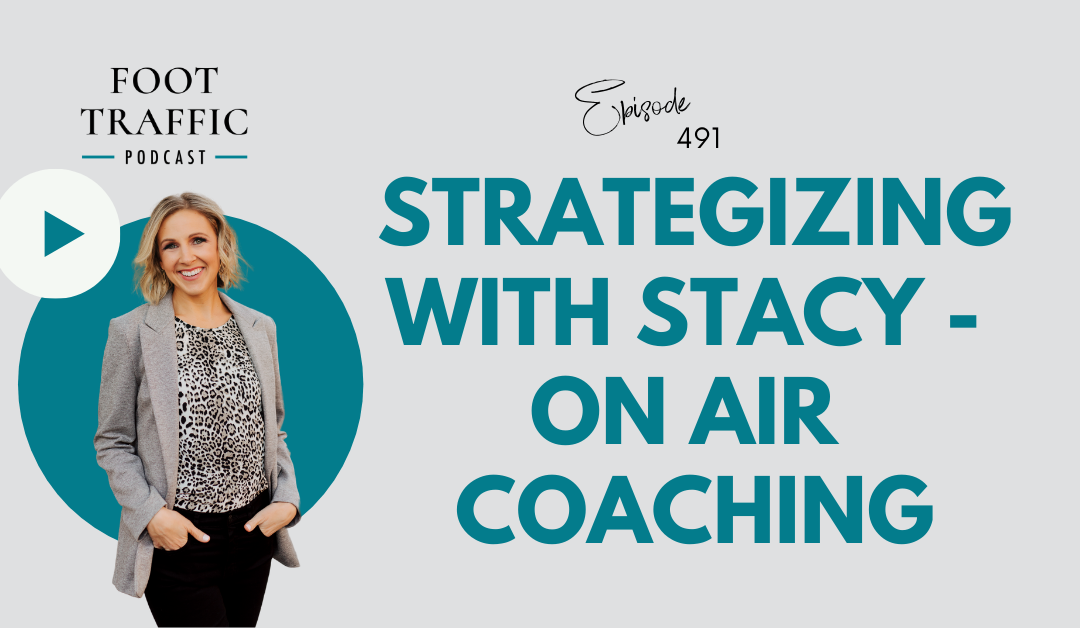 Strategizing with Stacy – On Air Coaching