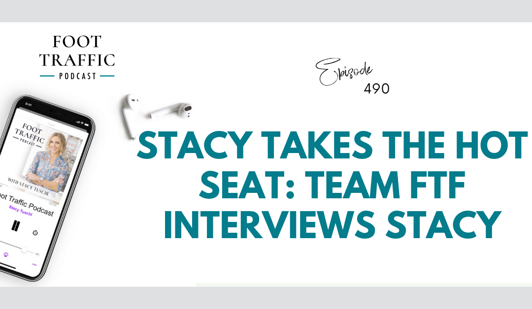 Stacy Takes The Hot Seat: Team FTF Interviews Stacy