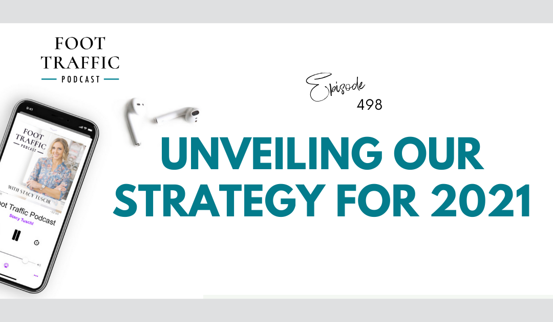 Unveiling Our Strategy for 2021