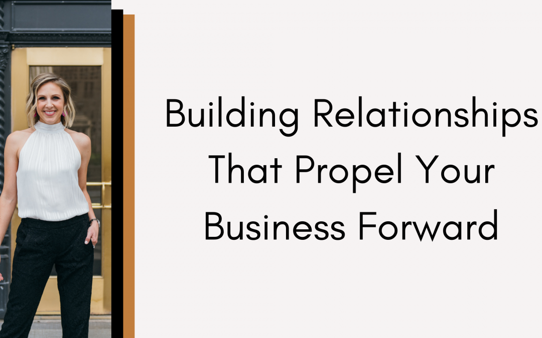 How to Build Business Networking Relationships