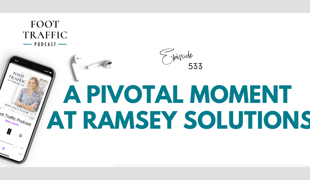 A Pivotal Moment at Ramsey Solutions
