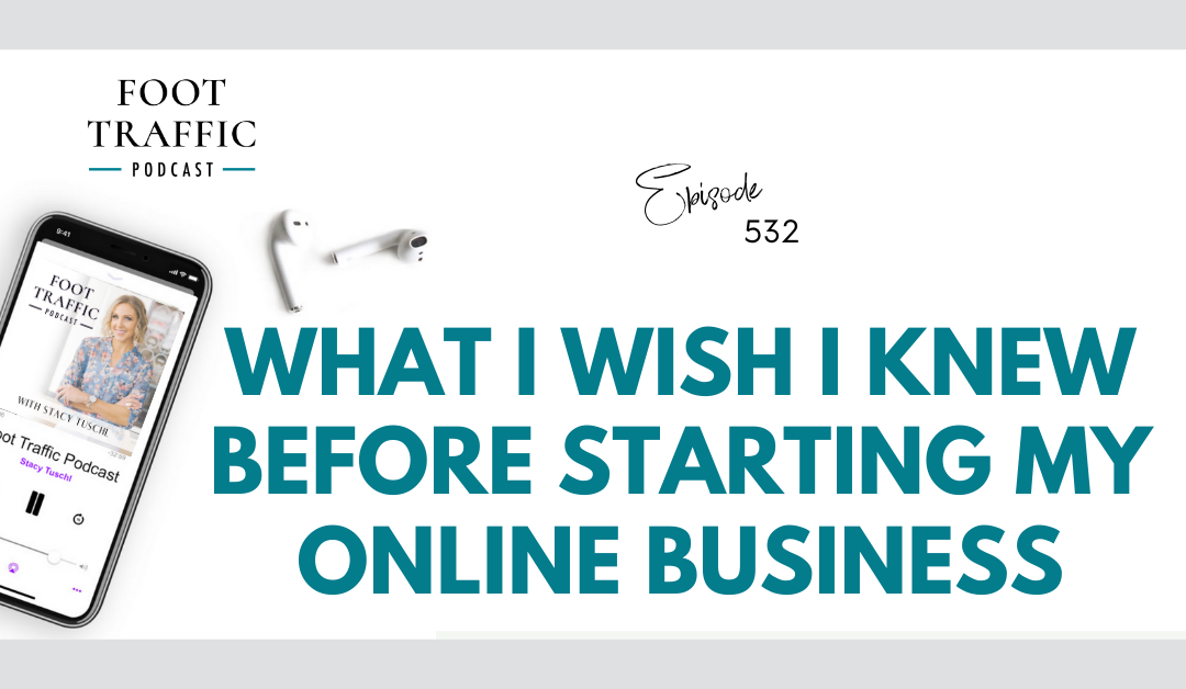 What I Wish I Knew Before Starting My Online Business
