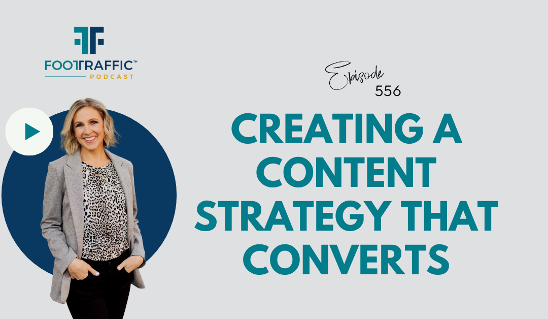 Creating a Content Strategy that Converts